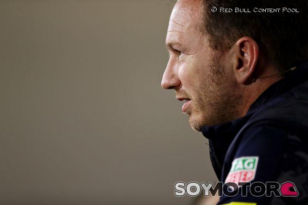 Christian Horner en rueda de prensa - LaF1