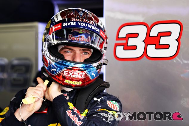 Max Verstappen se prepara para el GP de Mónaco - LaF1