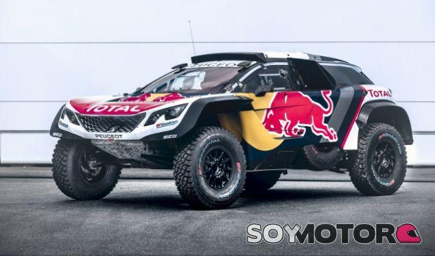 Peugeot 3008 DKR Maxi - SoyMotor