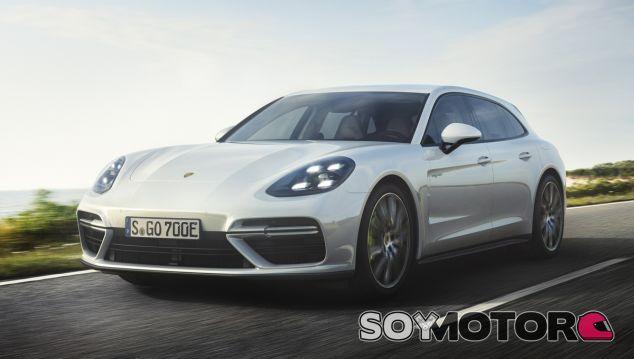 La familia híbrida del Porsche Panamera se completa con esta variante Turbo S E-Hybrid Sport Turismo - SoyMotor