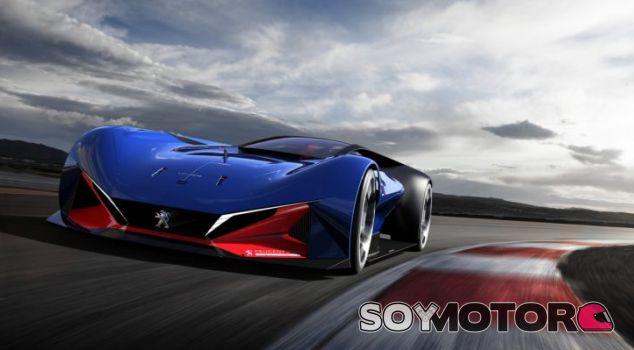 Peugeot L500 R Hybrid -Soymotor