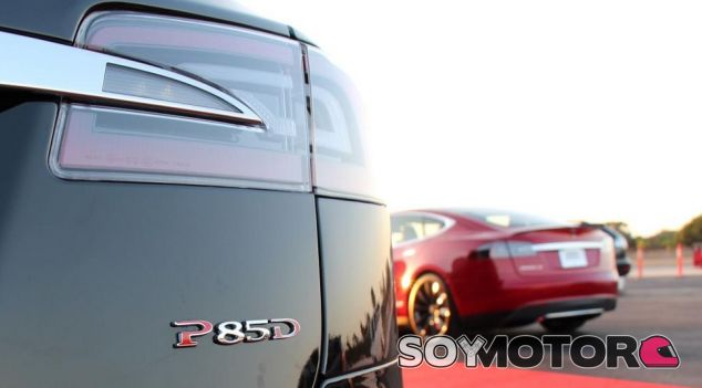 Tesla Model S P85D - SoyMotor.com