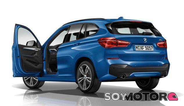 El nuevo BMW X1 no cuenta con una version 'M', lo más parecido es este pack M Sport - SoyMotor