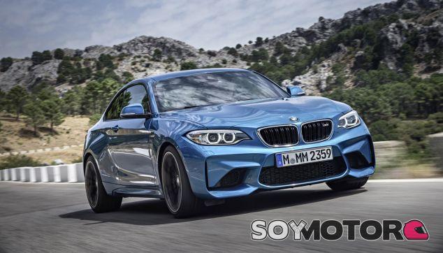 BMW ha presentado el M2, el vehículo más pequeño de la familia de BMW Motorsport - SoyMotor