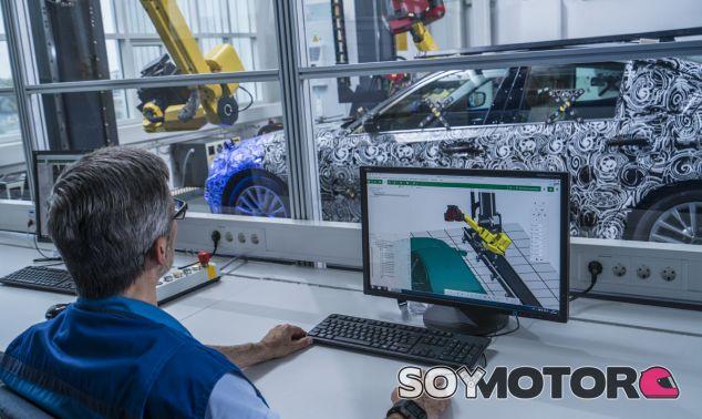 BMW tiene una clara estrategia de digitalización de la producción de sus vehículos - SoyMotor