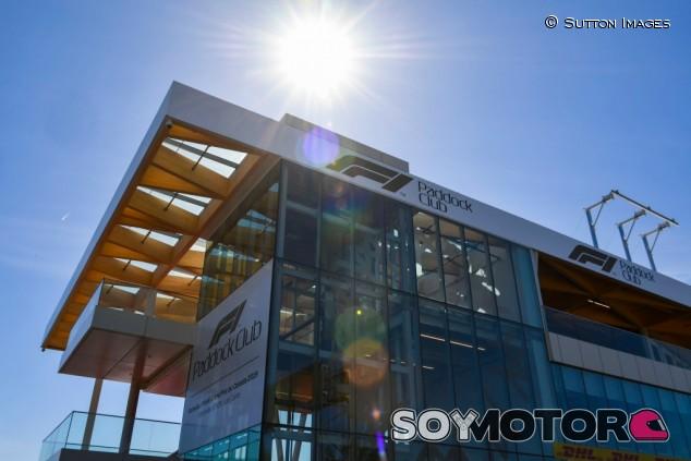 La F1 da el visto nuevo al nuevo paddock de Canadá – SoyMotor.com