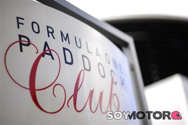 El Paddock Club permite seguir las carreras del Mundial de la forma más exclusiva - LaF1