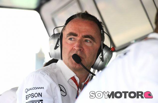 Paddy Lowe ya no estará en el box de Mercedes - SoyMotor