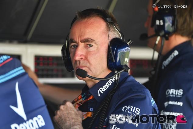 Williams anuncia que Paddy Lowe abandona el equipo - SoyMotor.com