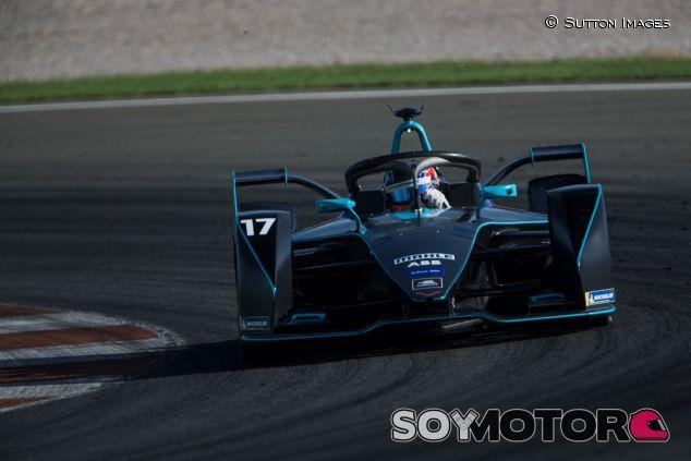 El coche de HWA en Fórmula E –SoyMotor.com