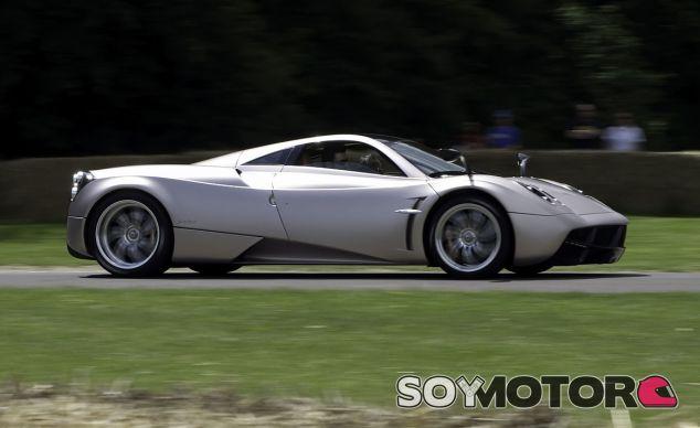 Pagani tendrá su deportivo eléctrico en 2025 - SoyMotor.com