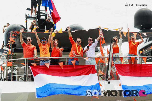 Países Bajos permitirá eventos con 100% de asistencia - SoyMotor.com