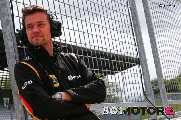 Jolyon Palmer desea correr junto a su hermano en la Fórmula 1 - LaF1