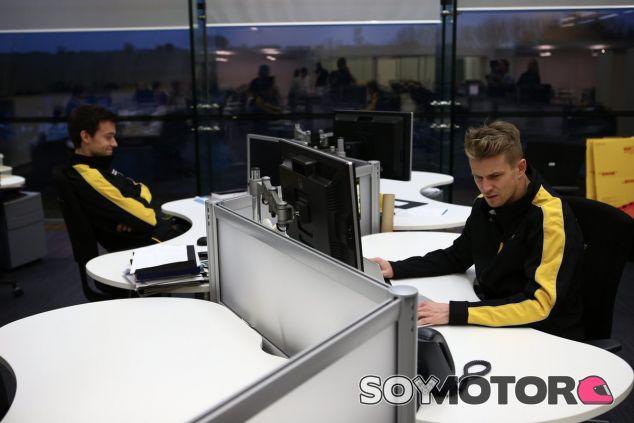 """Renault: """"Esperamos que Nico impresione y Jolyon progrese"""" - SoyMotor"""