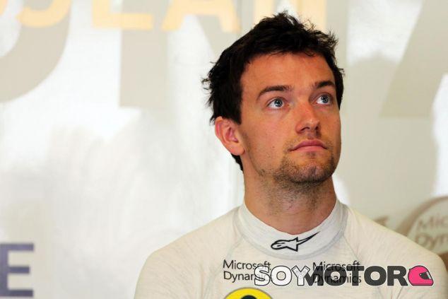 El futuro de Palmer en Lotus tiene que esperar a Renault para desbloquearse - LaF1