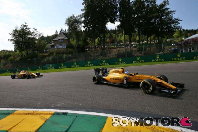 Palmer espera lograr un buen resultado en Monza - LaF1