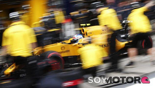 Jolyon Palmer en Australia - LaF1