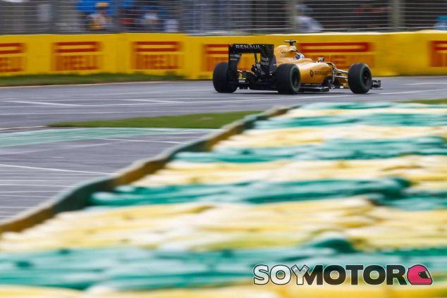 Renault tuvo un debut sólido en Australia - LaF1