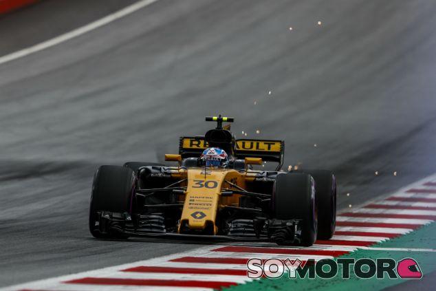 Renault en el GP de Austria F1 2017: Sábado - SoyMotor.com