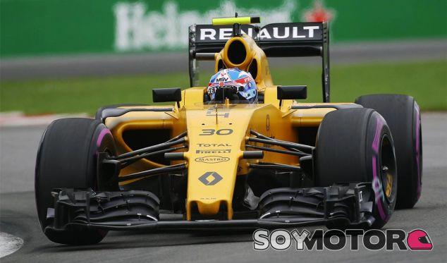 Jolyon Palmer en Canadá - LaF1