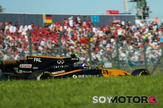 Palmer, en su última carrera con Renault - SoyMotor.com