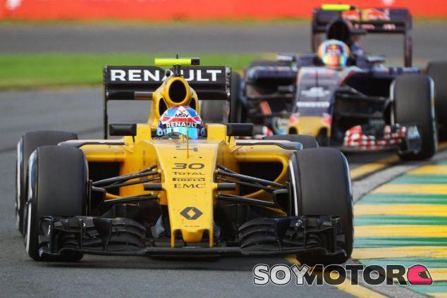 Renault quiere mejorar en muchas áreas para remontar posiciones en la parrilla - LaF1