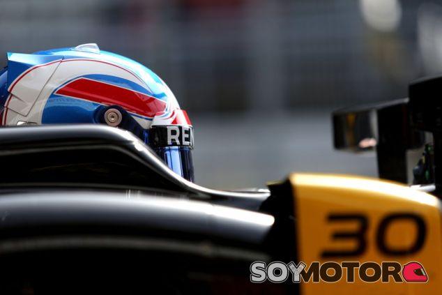 Jolyon Palmer está confiado con el progreso de Renault - LaF1