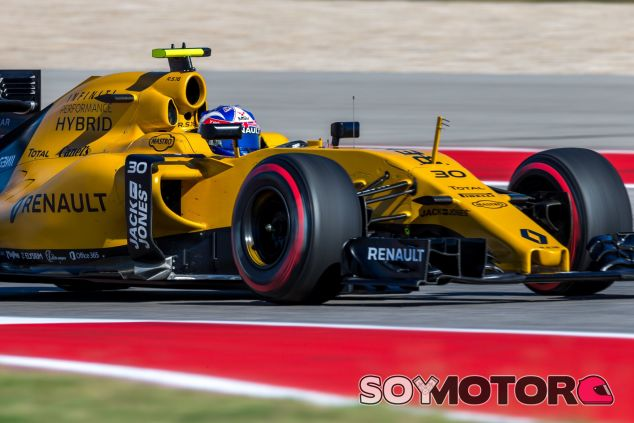 Jolyon Palmer espera tener la oportunidad de volver a puntuar - LaF1