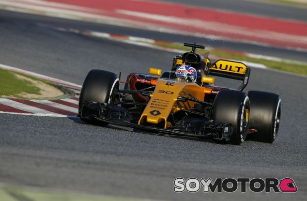 "Palmer: ""Hemos dado un gran paso este año"" - SoyMotor"