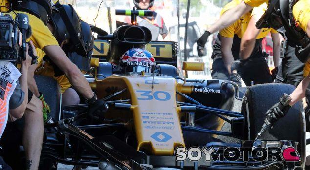 """Renault quiere ayudar a Palmer: """"Estamos decididos a que funcione"""" - SoyMotor.com"""