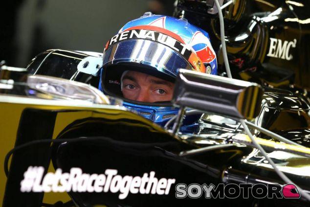 Jolyon Palmer está preparado para comenzar la temporada - LaF1