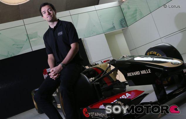 Palmer debutará con Lotus - LaF1.es
