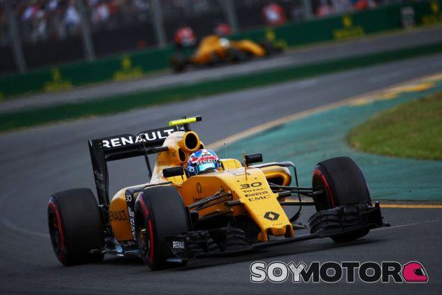 Jolyon Palmer ha tenido un debut sólido con una 11ª posición - LaF1