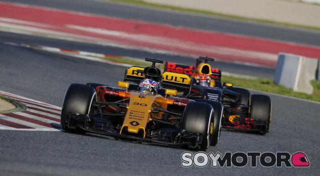 """Palmer: """"Hemos mejorado mucho en ritmo"""" - SoyMotor.com"""