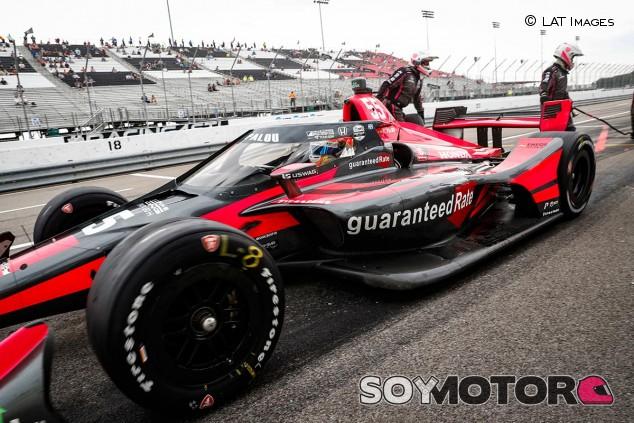 Alex Palou en Gateway - SoyMotor.com