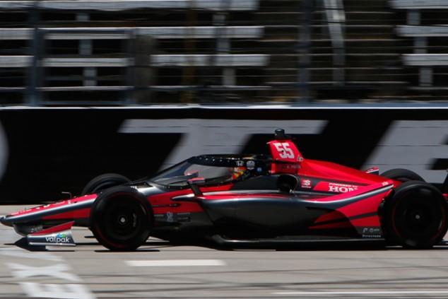 Palou afronta su segunda cita de IndyCar en un territorio más favorable - SoyMotor.com