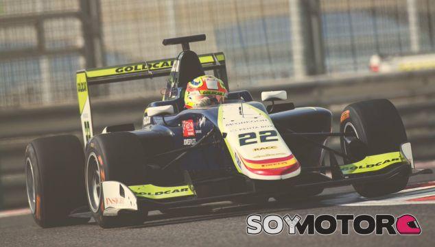 Alex Palou durante un Gran Premio esta temporada - LaF1