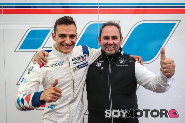 Alex Palou en Nürburgring - SoyMotor