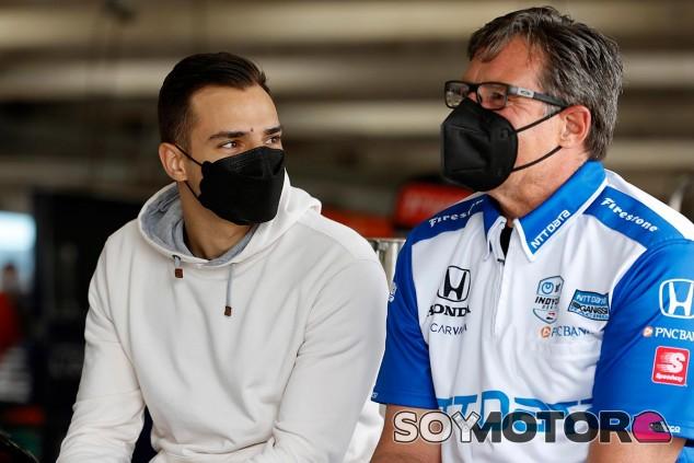 Palou tiene doble cita en Texas con la IndyCar este fin de semana