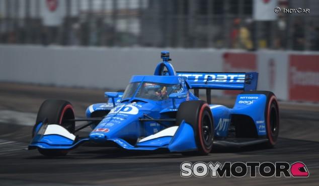 Palou saldrá en la Pole en Texas ante la cancelación de la clasificación - SoyMotor.com