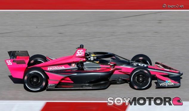 La IndyCar vuelve a modificar su calendario 2020; no se corre en septiembre - SoyMotor.com