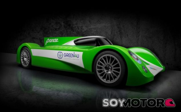 Panoz Green4You - SoyMotor.com
