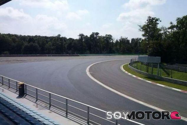 Escapatoria asfaltada de Monza - LaF1