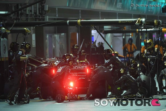 Kevin Magnussen en el GP de Singapur F1 2019 - SoyMotor.com