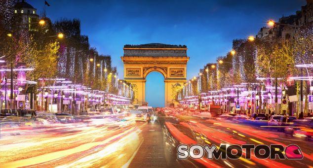 París ya vetó la circulación de coches antiguos - SoyMotor.com