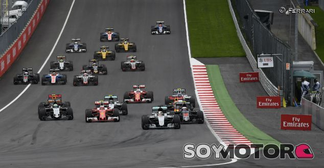 Gran Premio de Austria 2016 - SoyMotor