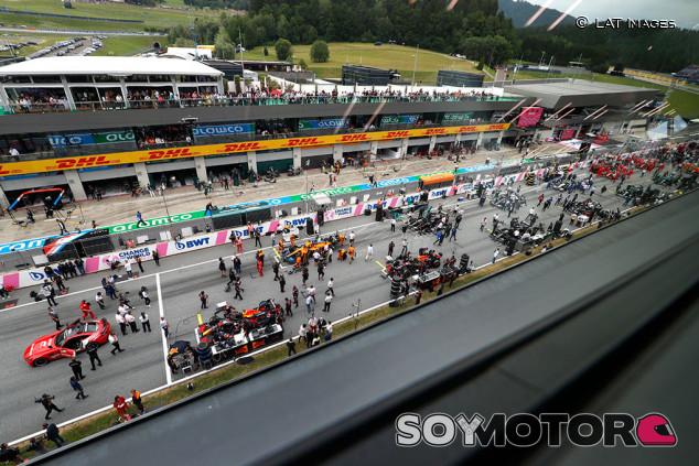 """Webber: """"Un cuarto de la parrilla de F1 está ahí por el dinero"""" - SoyMotor.com"""
