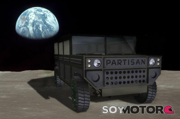 Partisan Motors propone un disparatado plan a Elon Musk - SoyMotor.com