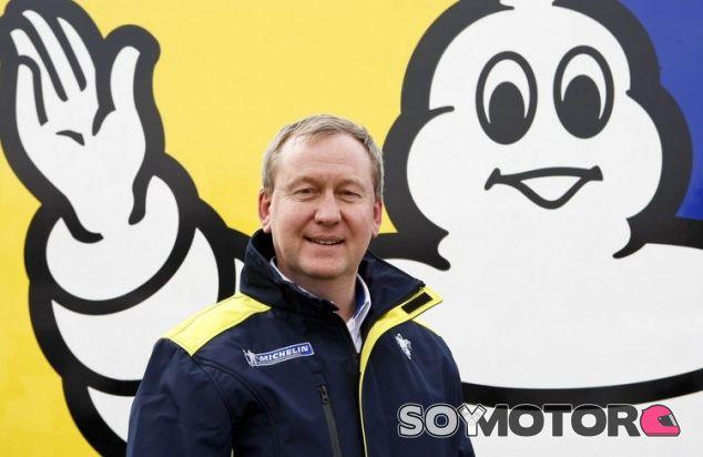 Pascal Couasnon, jefe de la parcela deportiva de Michelin - LaF1