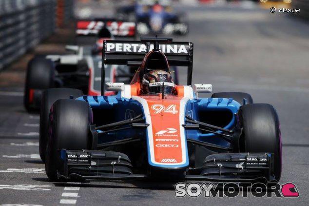 Pascal Wehrlein en Mónaco - LaF1